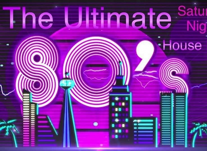 Ultimate 80's House Party