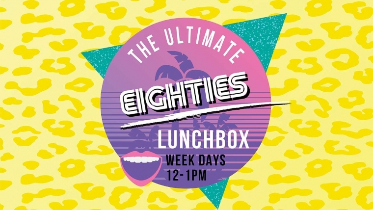 Ultimate 80's Lunch Box